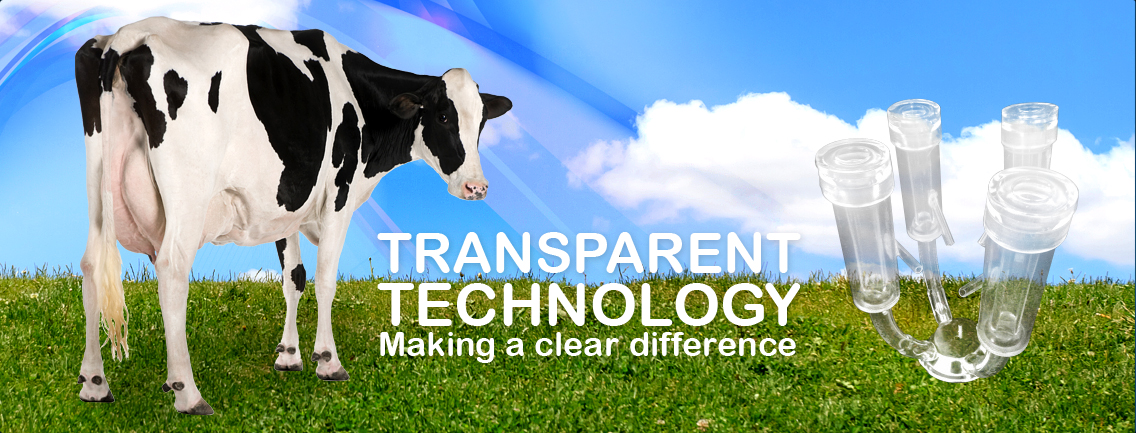 Udder One Transparent Technology Banner